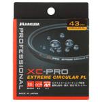 XC-PRO エクストリーム サーキュラーPLフィルター 43mm