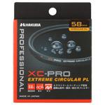 XC-PRO エクストリーム サーキュラーPLフィルター 58mm