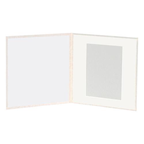 ハクバ スクウェア台紙 No.2020 6切サイズ 2面(角×2枚)