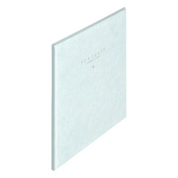 背表紙厚み。表紙はアンコなし(2.5mm)です。