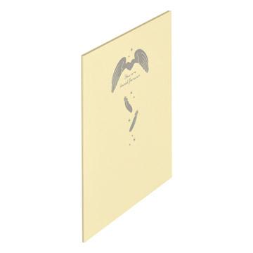 表紙厚み:アンコなし(0.7mm)