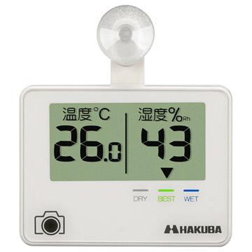 ハクバ デジタル温湿度計 C-81
