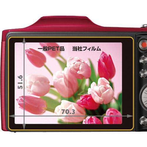 液晶保護フィルム OLYMPUS SZ-14 専用