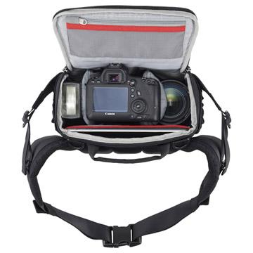 ハクバ GW-PRO RED ボディバッグ カメラバッグ