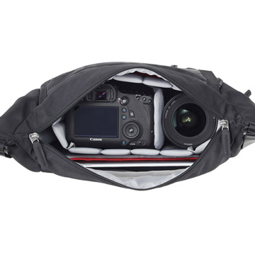 ハクバ GW-PRO RED スリングショルダー カメラバッグ