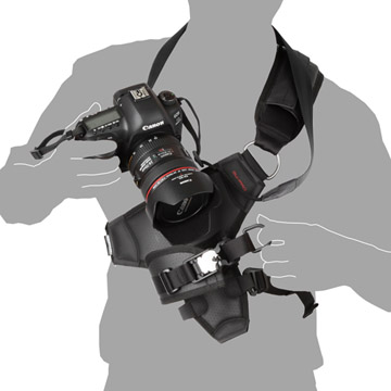 ハクバ GW-PRO G3 カメラホルスター