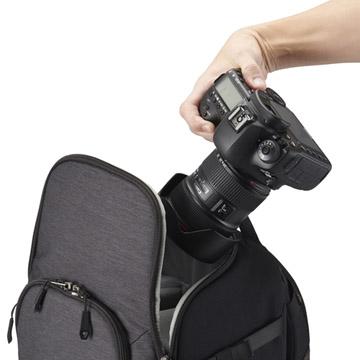 GW-PRO RED アクティブバックパック 02 L カメラバッグ