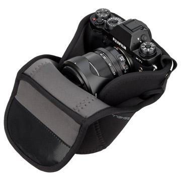 プラスシェル スリムフィット02 カメラジャケット