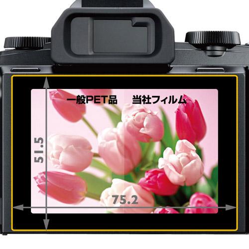 OLYMPUS STYLUS 1 専用 液晶保護フィルム