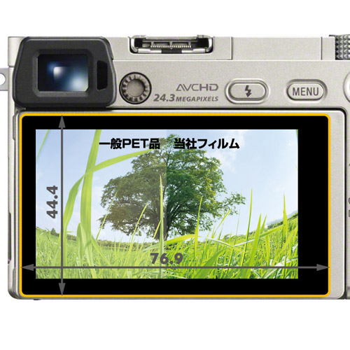 ハクバ SONY Cyber-shot α6000 / NEX-7 / NEX-
