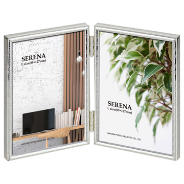 ハクバ メタルフォトフレーム SERENA(セレーナ)02
