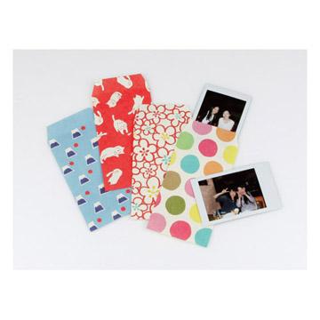 ふわり和紙 写真袋 ぽち袋(チェキサイズ)