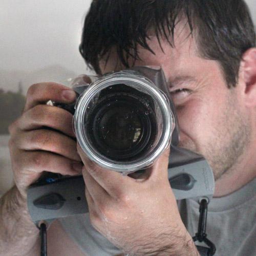 アクアパック ミラーレス・小型一眼レフカメラケース 451