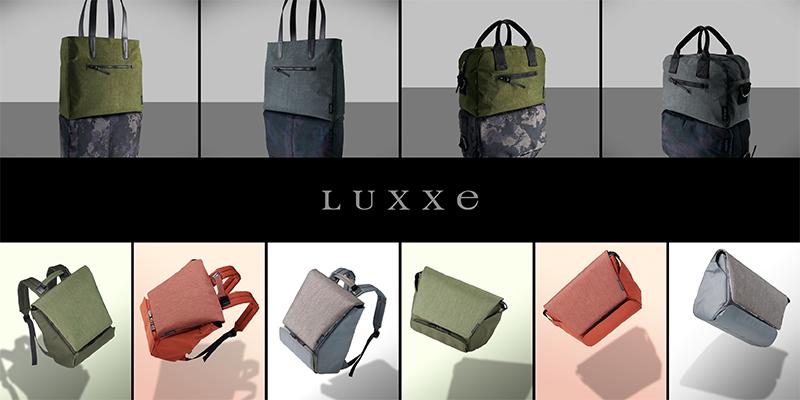 LUXXe カメラバッグ